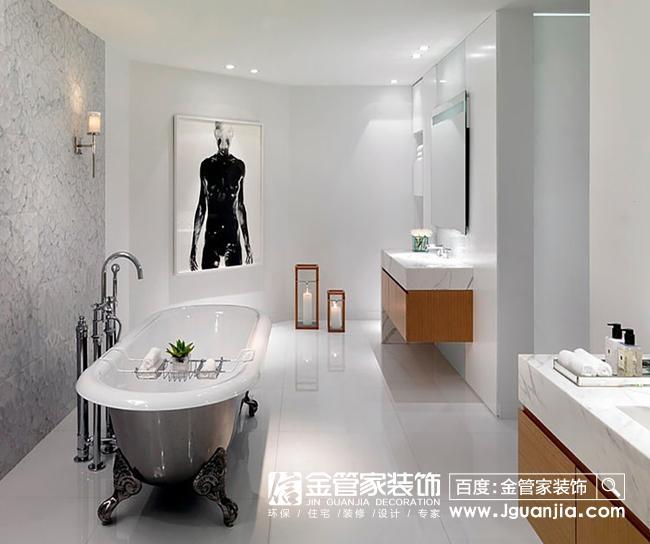 荣盛花语城96平米三室一厅现代简约风格乐投客户端案例.jpg